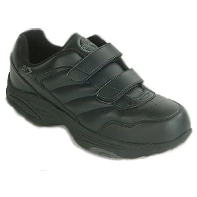 Buy Dr Zen Sport 1 Ladies Therapeutic Diabetic Extra Depth Shoe Leather Velcro by Dr. Zen