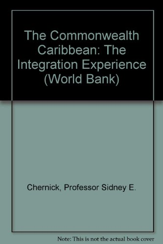 the-commonwealth-caribbean-the-integration-experience-world-bank