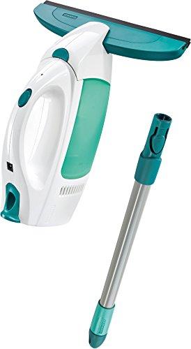 leifheit-51001-dry-und-clean-pulitrice-per-vetri-con-manico
