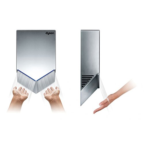 Hand Dryer, Integral, Polycarbonate ABS