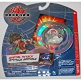 Bakugan Battle Brawlers Special Attack Heavy Metal Series 1 Delta Dragonoid II (Random Color)