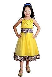 Kokoberry Girls' Gown (RDB754203_Blue_32)