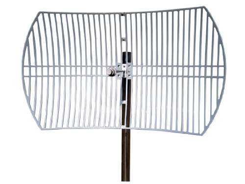 Tp-Link Tl-Ant5830B 5Ghz 30Dbi Outdoor Directional Grid Parabolic Antenna, N Type Female Connector