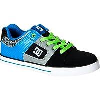 ディーシー DC Pure Skate Shoe - Boys' Blue アウトドア キッズ 子供 男の子 ブーツ 靴 シューズ 並行輸入