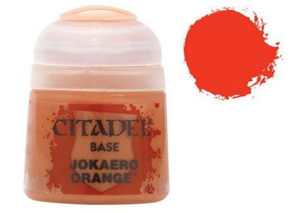 Citadel Base: Jokaero Orange - 1