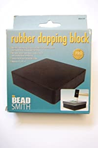 RUBBER DAPPING BLOCK