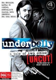 Underbelly: A Tale of Two Cities [Region 4] -