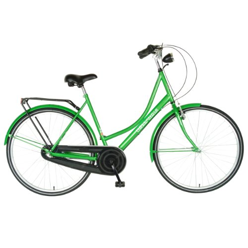 Hollandia Amerstdam V 28 Bicycle (Metallic Green, 28-Inch)