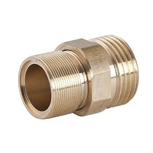 Aqueon Aqen06158 Brass Faucet Adapter For Aquarium Aquarium Air Pump Accessories