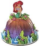 Ariel Little Mermaid Signature Petite Cake Topper