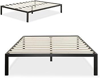Lovely Platform Metal Bed Frame Mattress Foundation