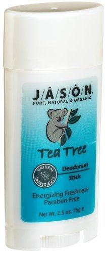 Jason Natural Products Tea Tree Oil Deodorant Stick 75 Ml By Jason Natural Products
