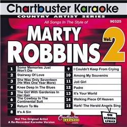 Karaoke: Marty Robbins 2