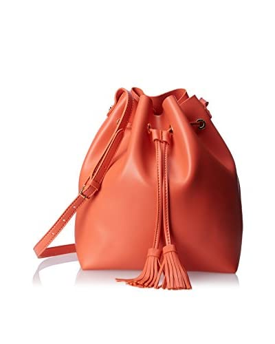 Steve Madden Women's Gemma Bucket, Coral As You See