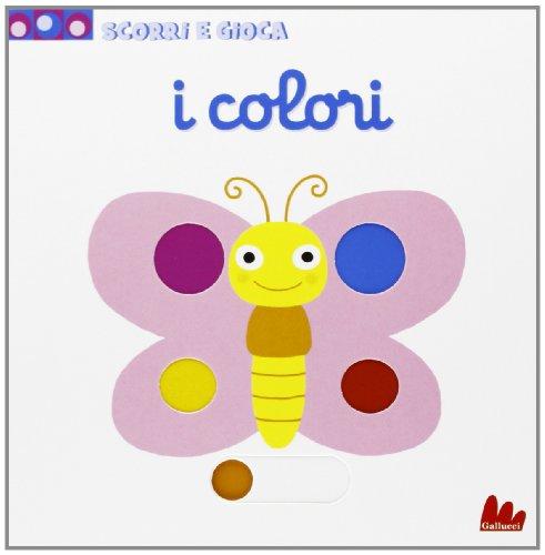 I colori Scorri e gioca PDF