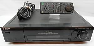 Sony SLV-790HF 4-Head Hi-fi Stereo VHS VCR W/remote