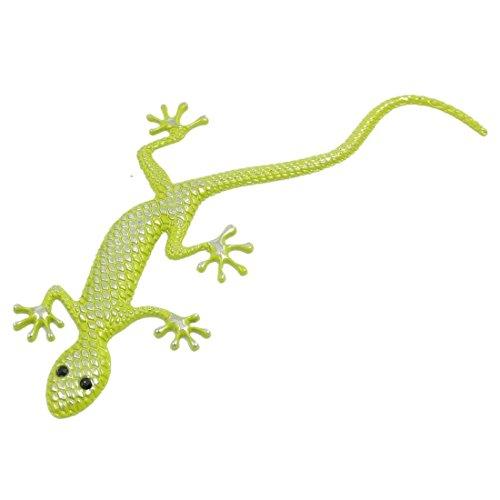 Motif jaune métal Gecko Auto voiture badge autocollant emblème Décor