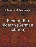 Benoni: Ein Roman (German Edition)