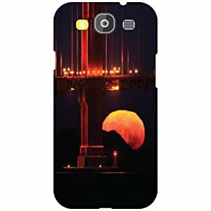 Printland Abstract Phone Cover For Samsung Galaxy S3 Neo
