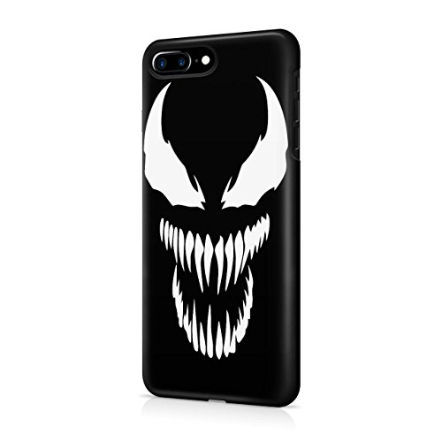 Venom Spiderman Carnage Symbiote Villian Hard Snap-On Protective Case Cover For Iphone 7 PLUS