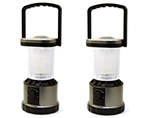 2 Pack Weiita L31 Led Lantern 220 Lumens Weather Resistant Lamp Light from Weiita