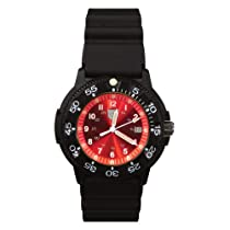 Zanheadgear 41100 Series Dive Watch (Red)