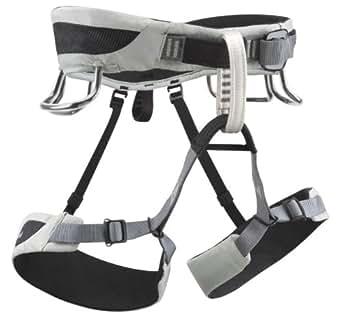 Black Diamond Momentum AL Climbing Harness - Men's (Small / Cool Gray)