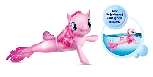 My Little Pony - C0677EU40 - Pinkie Pie Poney - Sirène Nageuse - 15 cm