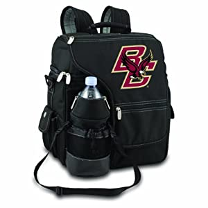 NCAA Boston College Eagles Turismo Insulated Backpack Cooler by Picnic Time