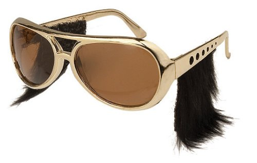 Elvis Glasses w/ Sideburns