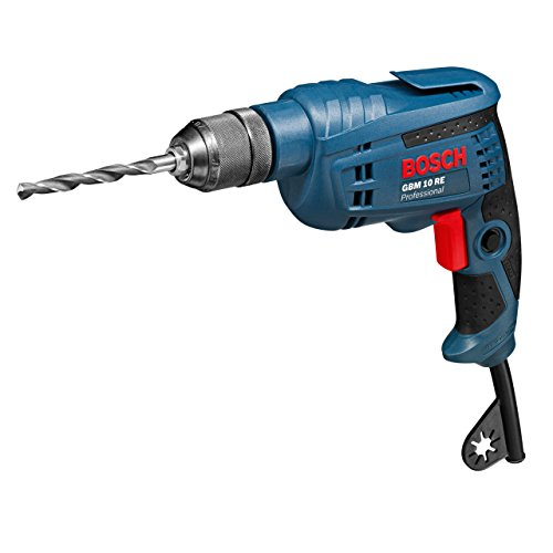 Bosch-Professional-GBM-10-RE-Bohrmaschine-600-W-1-10-mm-Schnellspannborhfutter