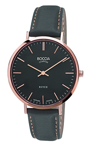 Boccia Reloj unisex 3590-06