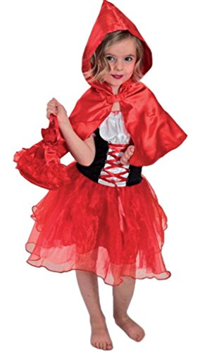 Little Red Riding Hood princess