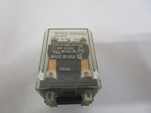 deltrol-controls-268-dpdt-relay-36vdcused