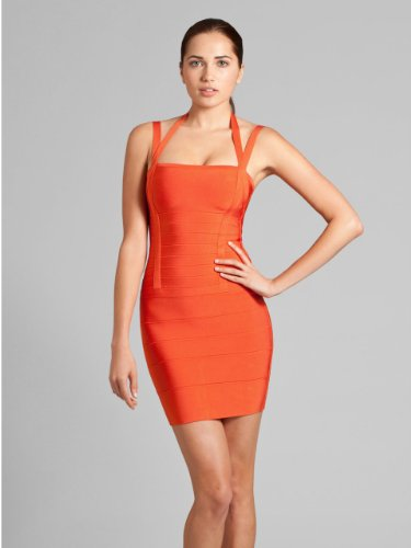 5274a6eb9f GUESS by Marciano Anita Halter Dress Review