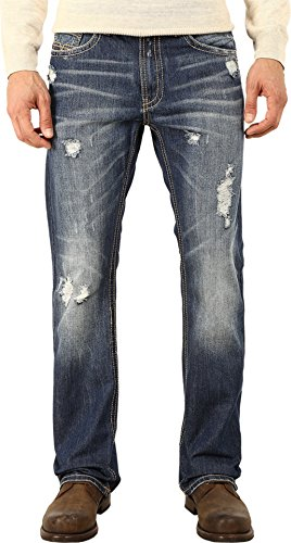 Request men s embroidered bootcut jeans in manchester