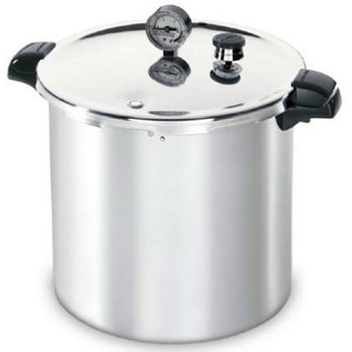 Presto 01781 23-Quart Pressure Canner and Cooker