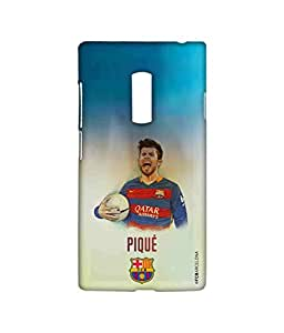 Block Print Company ILLUSTRATED PIQUE Phone Cover for Oneplus Two