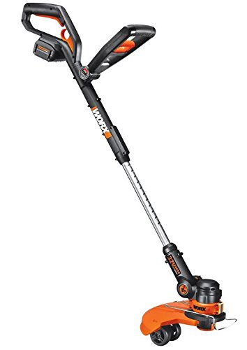 Great Features Of WORX WG175 32-volt Lithium MAX Cordless Grass Trimmer and Edger with Wheel Set