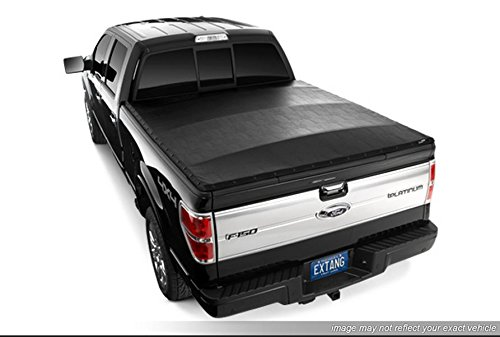 Heavy Duty Snap-On Tonneau Cover Blk 05-15 TOYOTA TACOMA DOUBLE/CREW CAB 5 ft 60