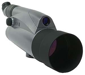 Yukon Longue vue à grossis. variable 6-100x100 - 45° - Argent