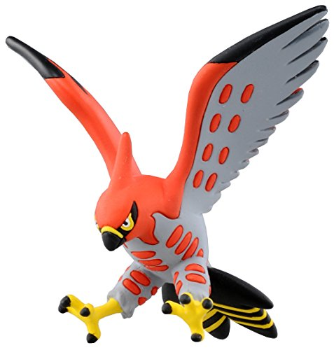 "Takaratomy Official Pokemon X and Y MC-050 2"" Talonflame Action Figure - 1"