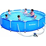 Bestway 56087US Steel Pro Frame Pool Set
