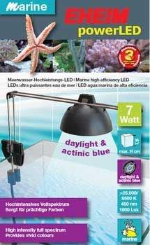EHEIM Power LED Daylight and Actinic Aquarium Light eheim помпа перемешивающая eheim stream on 2000