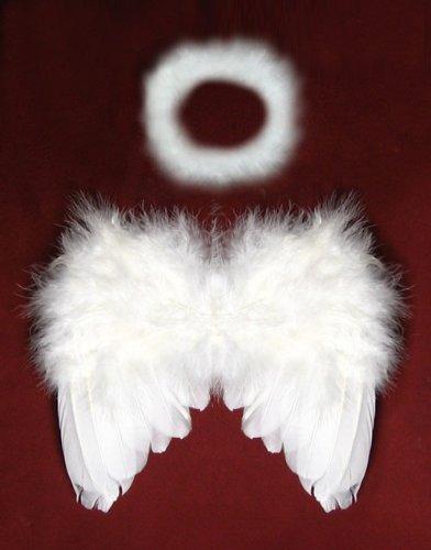 White Feather Boas Child's Princess Dress Up