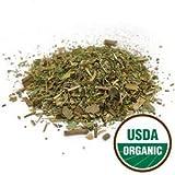 Celandine Herb Organic Cut & Sifted - Chelidonium majus, 1 lb, (Tamaño: 1 lb (453 g))