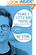 #2: Things a Little Bird Told Me: Confessions of the Creative Mind