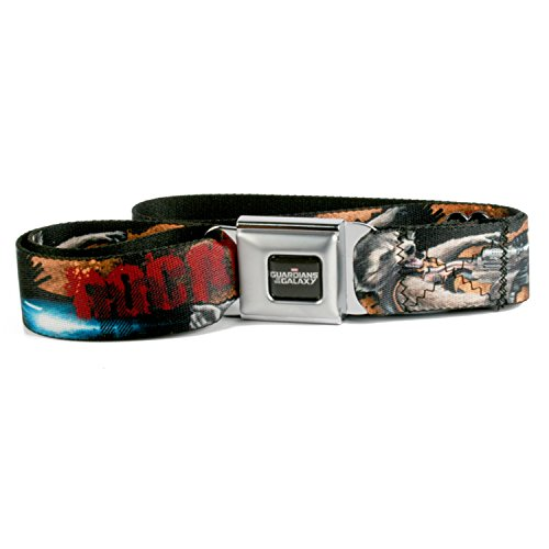 Guardians of the Galaxy Rocket Raccoon Seatbelt Belt