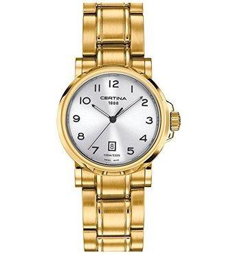 Certina Ladies'Watch XS Analogue Quartz Stainless Steel C017,210,33,032,00