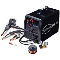 Eastwood 175-Amp 220-Volt Mig Welder with Spool Gun